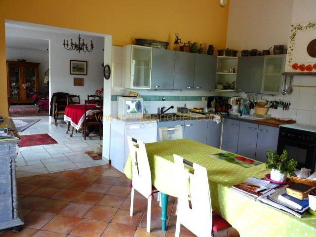 Life annuity house / villa Le val 336000€ - Picture 7