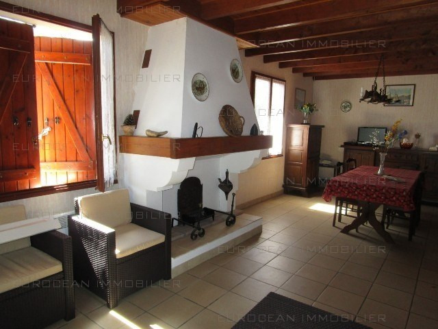Location vacances maison / villa Lacanau-ocean 655€ - Photo 2