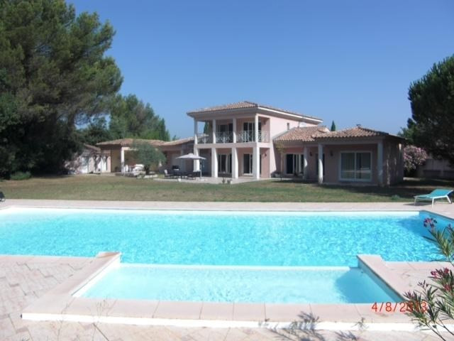 Vente de prestige maison / villa Carpentras 650 000€ - Photo 1