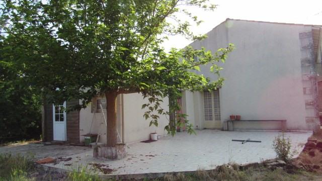 Vente maison / villa Asnières-la-giraud 96300€ - Photo 3