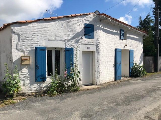 Vente maison / villa Semussac 185500€ - Photo 1
