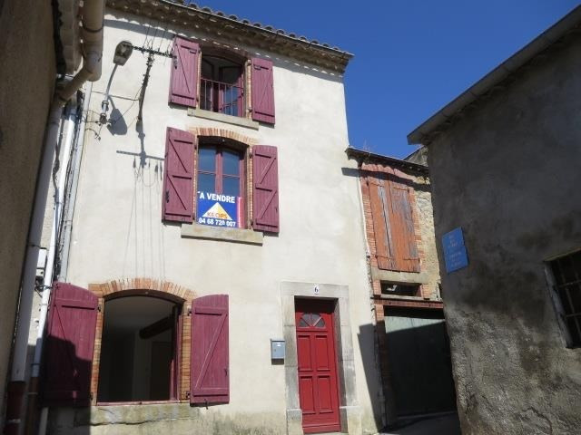 Vente maison / villa Carcassonne 94 000€ - Photo 1