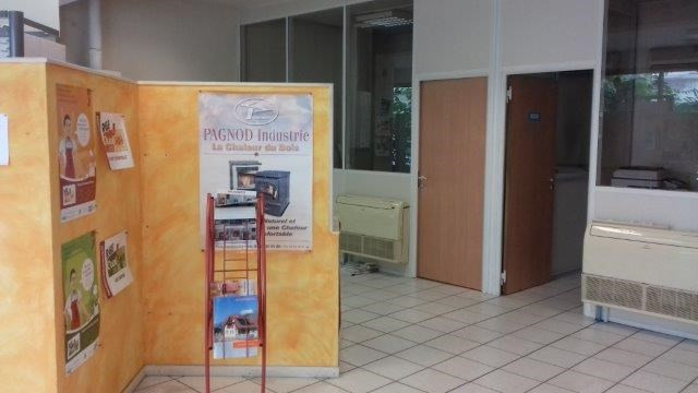 Revenda armazém Saint-etienne 265000€ - Fotografia 4