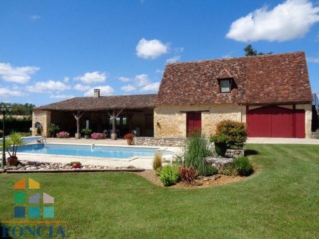 Verkauf von luxusobjekt haus Liorac-sur-louyre 499000€ - Fotografie 3