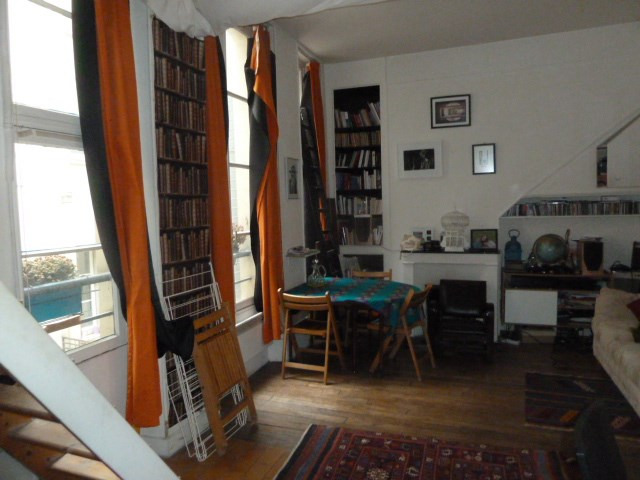 Sale apartment Paris 1er 460 000€ - Picture 3