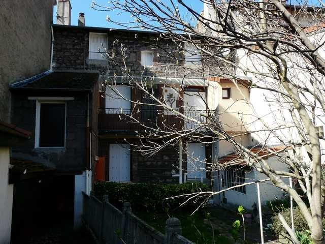 Venta  edificio Roche-la-moliere 149000€ - Fotografía 1