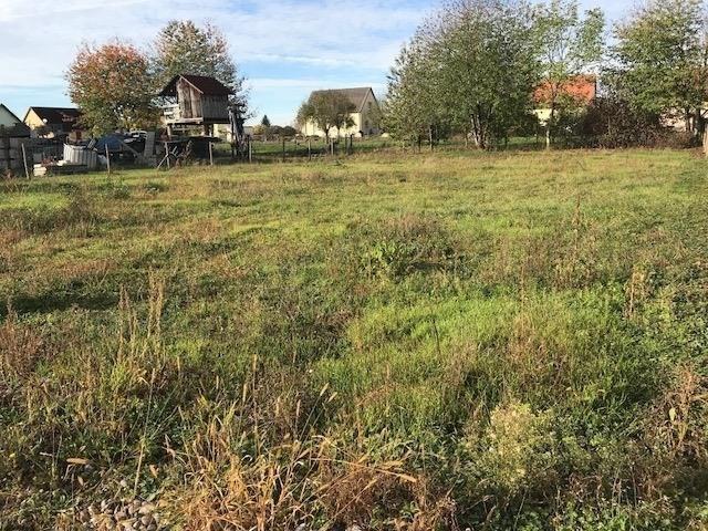 Verkoop  stukken grond Weckolsheim 114600€ - Foto 1