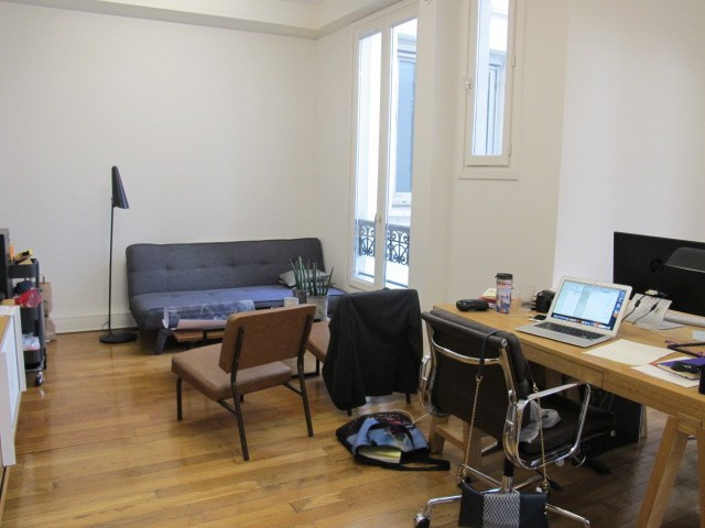 Alquiler  oficinas Paris 10ème 1341,75€ +CH/ HT - Fotografía 2