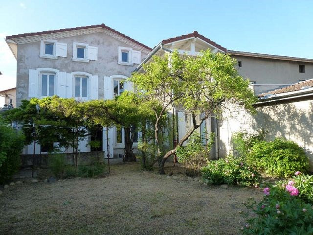 Location maison / villa Le grand serre 850€ +CH - Photo 1