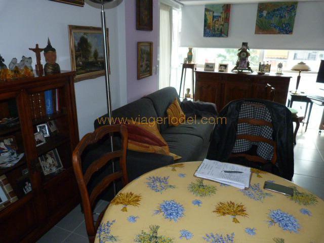 Lijfrente  appartement Cagnes-sur-mer 100000€ - Foto 9
