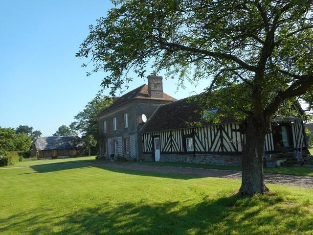 Sale house / villa Livarot pays d auge 342000€ - Picture 1