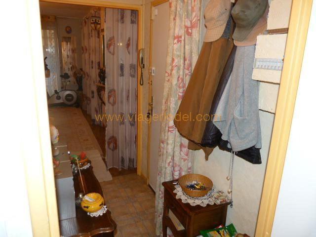 Vitalicio  apartamento Villeneuve-loubet 42200€ - Fotografía 7