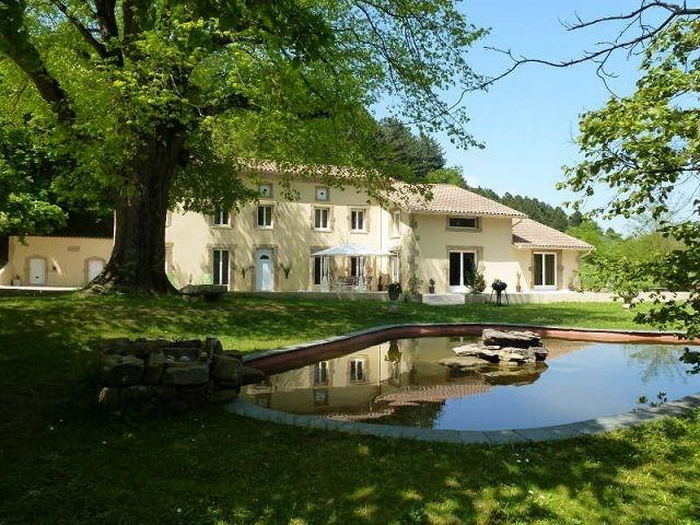 Vente de prestige maison / villa Chateauneuf de galaure 567500€ - Photo 14