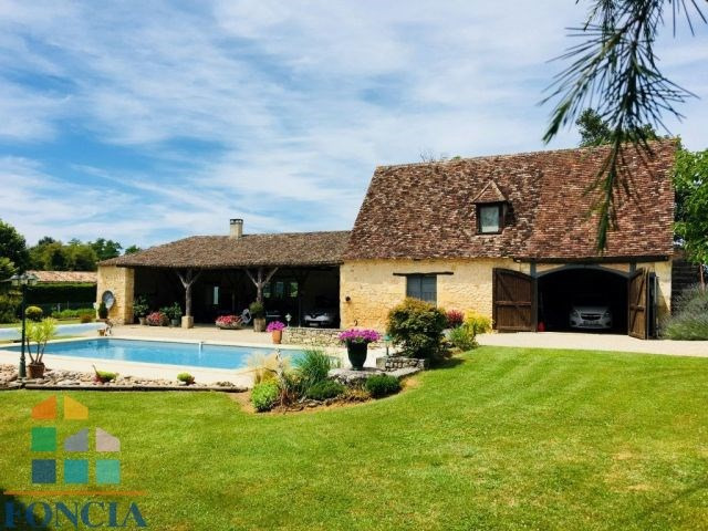 Verkauf von luxusobjekt haus Liorac-sur-louyre 469000€ - Fotografie 3