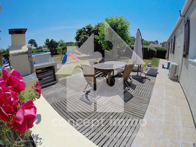 Vente maison / villa Cazaux 299000€ - Photo 1