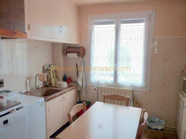 Vendita nell' vitalizio di vita appartamento Marseille 8ème 52500€ - Fotografia 4