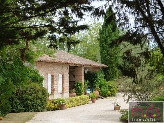 Vente de prestige maison / villa Montastruc-la-conseillere secteur 630000€ - Photo 1