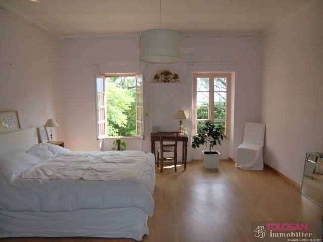 Deluxe sale house / villa Castanet coteaux 639000€ - Picture 12
