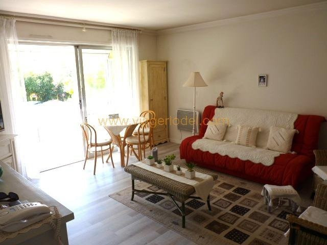 Life annuity apartment Sanary-sur-mer 120 000€ - Picture 1