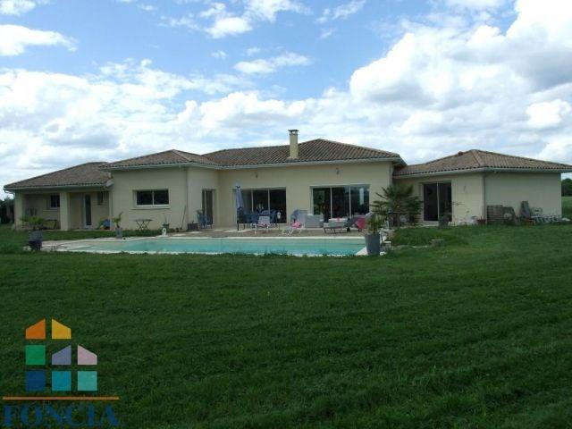 Vente maison / villa Lamonzie-saint-martin 399000€ - Photo 8