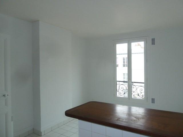 Verkoop  appartement Paris 18ème 247000€ - Foto 1