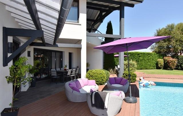 Venta de prestigio  casa Saubion 790000€ - Fotografía 3