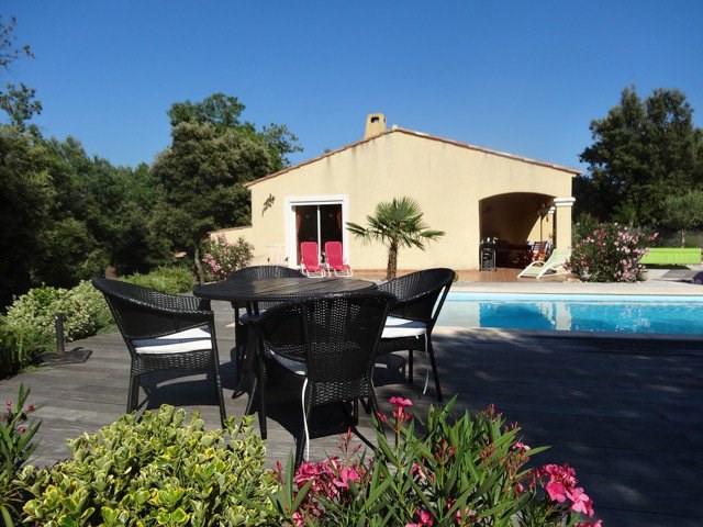Vente maison / villa Sillans-la-cascade 349650€ - Photo 6