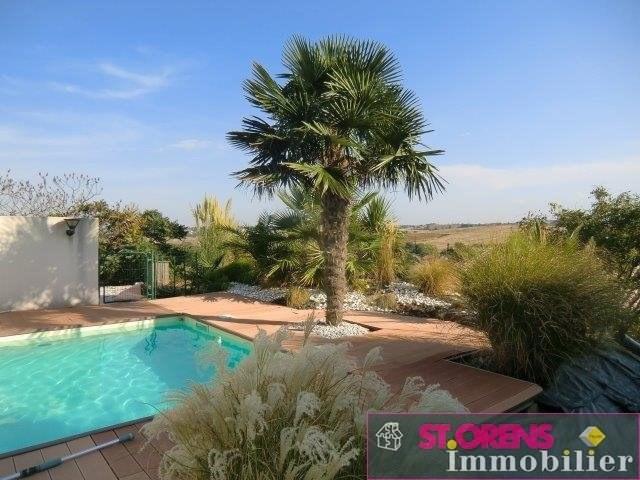 Sale house / villa Castanet-tolosan 5 minutes 415000€ - Picture 2