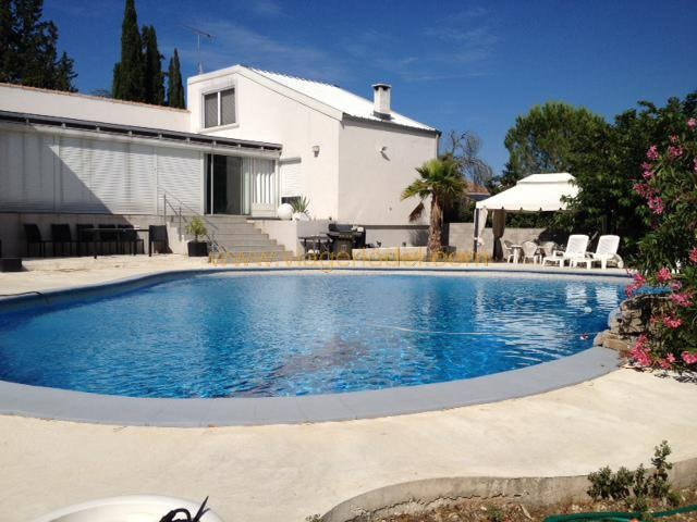 Life annuity house / villa Sussargues 150 000€ - Picture 1
