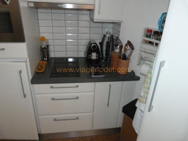 Lijfrente  appartement Mandelieu-la-napoule 80000€ - Foto 8