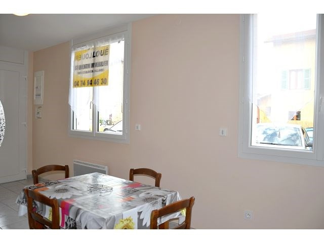 Rental apartment St quentin fallavier 432€ CC - Picture 5
