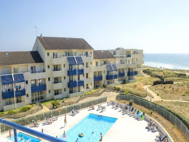 Vermietung von ferienwohnung wohnung Lacanau-ocean 271€ - Fotografie 1