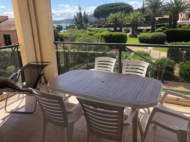 Location vacances appartement Les issambres 690€ - Photo 1