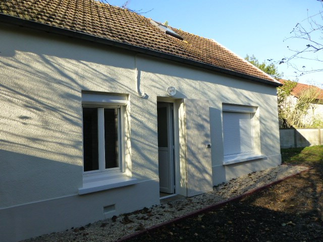 Location maison / villa Perdreauville 760€ CC - Photo 1