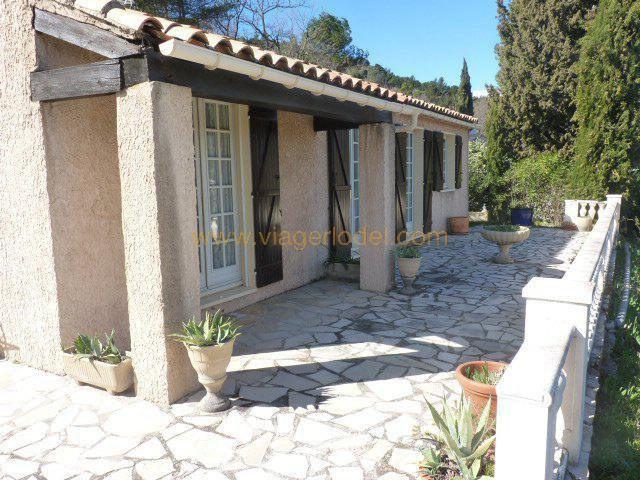 Vendita nell' vitalizio di vita casa Figanières 169000€ - Fotografia 16