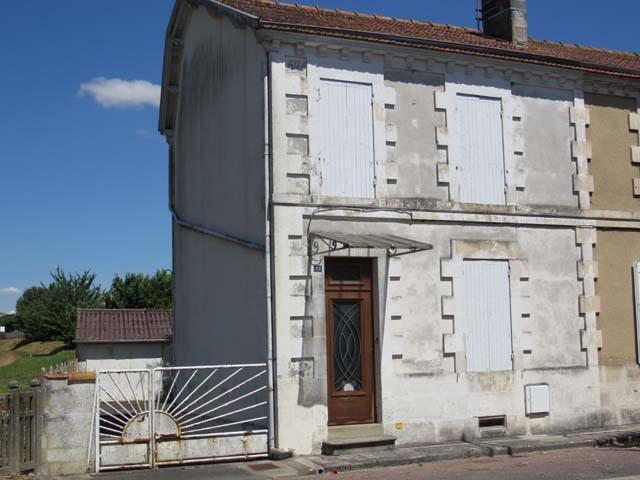 Vente maison / villa Saint-jean-d'angély 59100€ - Photo 1
