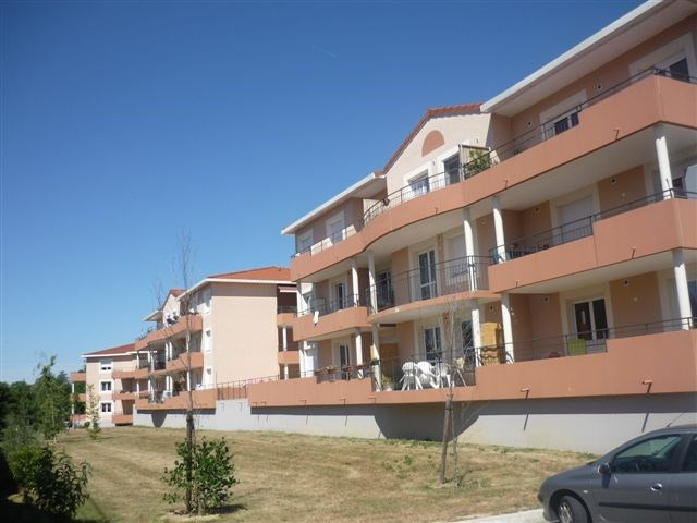 Location appartement Peronnas 515€ CC - Photo 1