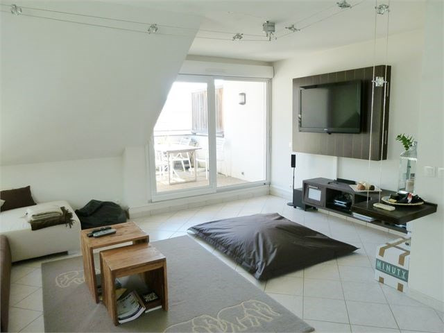 Rental apartment Pringy 1 110€ CC - Picture 1