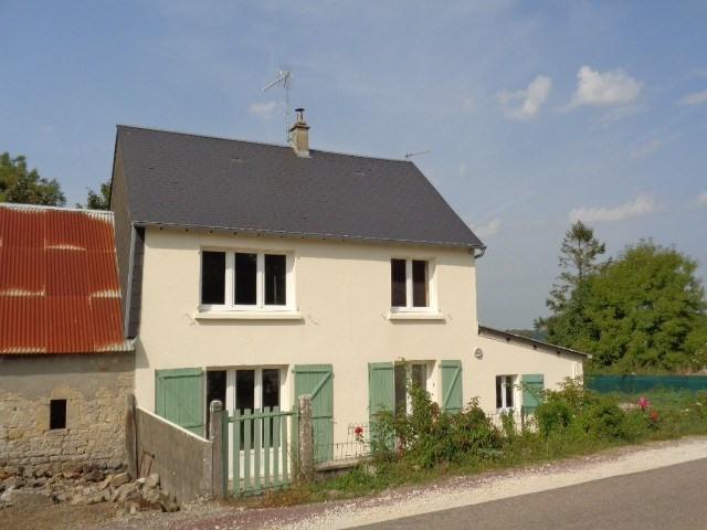 Vendita casa Beuzeville la bastille 99000€ - Fotografia 1