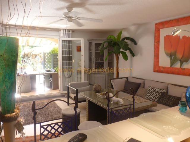 Vendita nell' vitalizio di vita appartamento Fréjus 43000€ - Fotografia 2