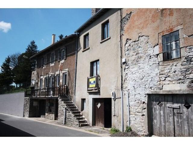 Vente maison / villa Chaudeyrolles 50000€ - Photo 1