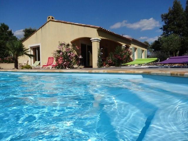 Vente maison / villa Sillans-la-cascade 349650€ - Photo 2