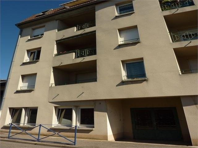 Sale apartment Toul 64000€ - Picture 6