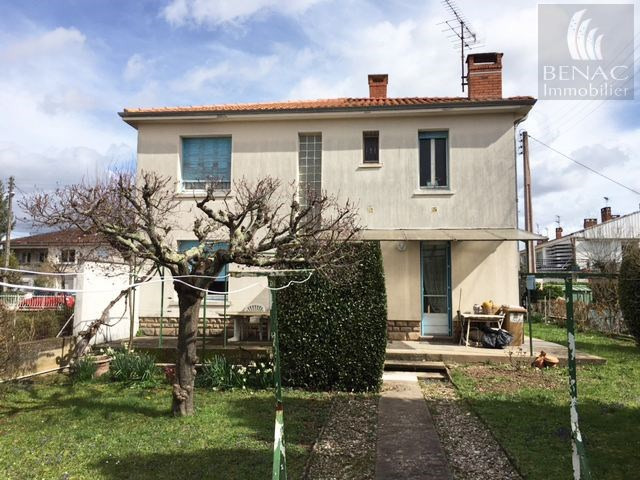 Vente maison / villa Albi 178000€ - Photo 1