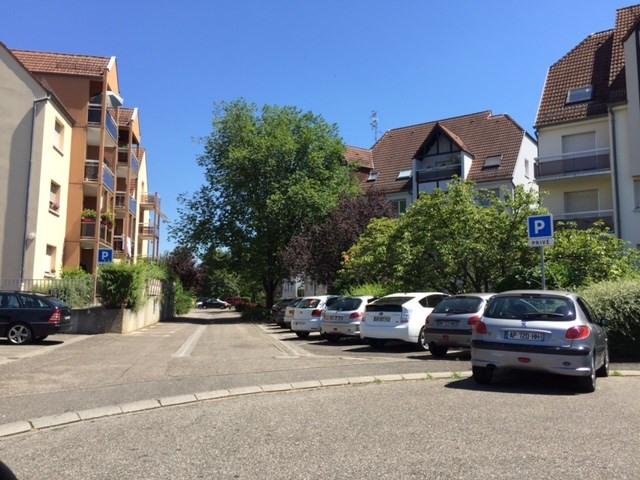 Rental apartment Strasbourg 605€ CC - Picture 1
