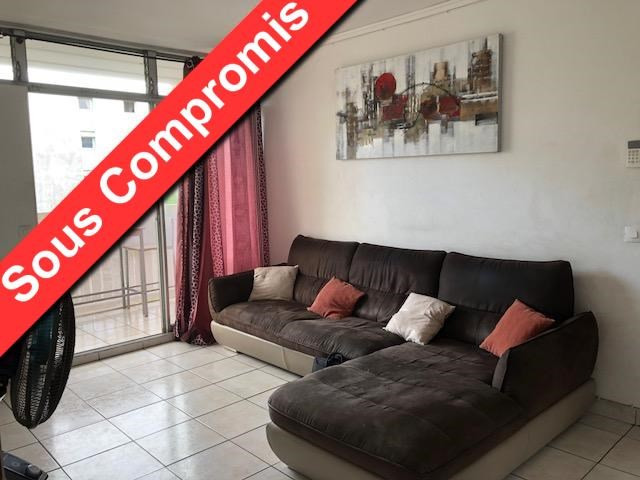Investment property apartment Fort de france 88000€ - Picture 1