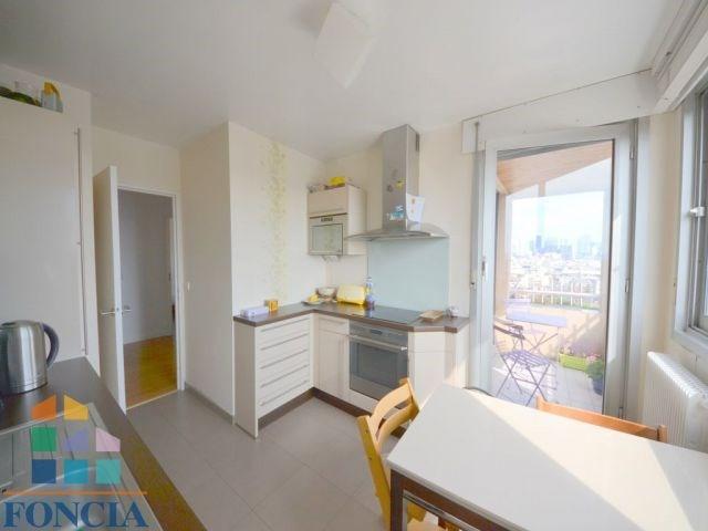Sale apartment Suresnes 600000€ - Picture 3