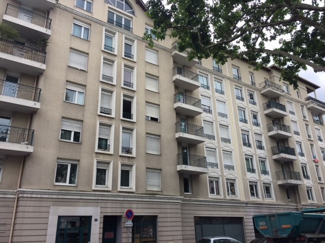 Investment property apartment Lyon 3ème 145 000€ - Picture 1