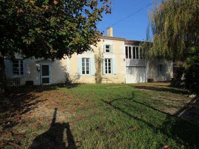 Sale house / villa Migron 127500€ - Picture 1