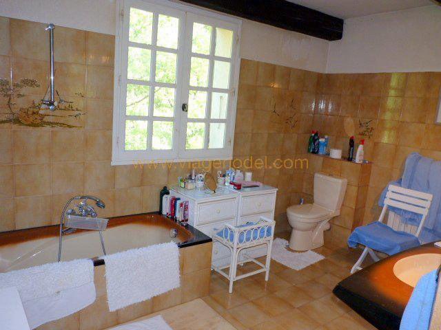 Vendita nell' vitalizio di vita casa Besse-sur-issole 430000€ - Fotografia 13